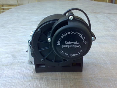 Swissroller Ch 174 Elektrovelo E Motor Elektromotorkit